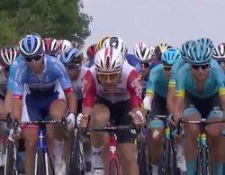 'Los Simpson' destaca, pero el Tour de Francia se hace con el control del día
