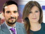 Lluís Guilera y Lara Siscar, presentadores de 'Telediario fin de semana' a partir de septiembre