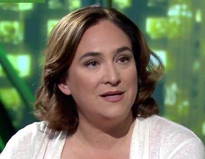 """Ada Colau, tras lo ocurrido en el Orgullo: """"Ciudadanos debe una disculpa al colectivo LGTBI"""""""