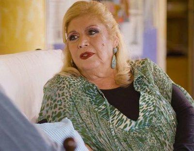 María Jiménez recibe el alta hospitalaria tras varios meses ingresada