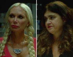 Yola Berrocal y Lucía Etxebarría, protagonistas de un cameo en el quinto episodio de 'Señoras del (h)AMPA'