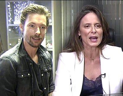 Jan Cornet y Aitana Sánchez-Gijón fichan por la tercera temporada de 'Estoy vivo'