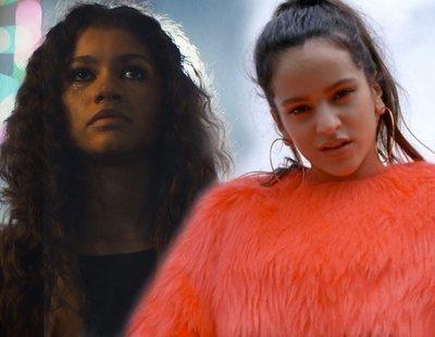 Zendaya recurre a Rosalía para dar rienda suelta a sus fantasías sexuales en 'Euphoria'