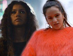 'Euphoria': Zendaya recurre a Rosalía para dar rienda suelta a sus fantasías sexuales