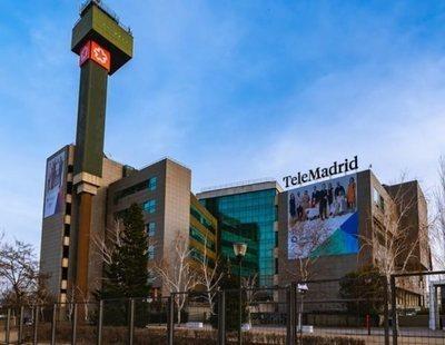 Telemadrid, primera televisión pública que comparte las cifras de sus producciones