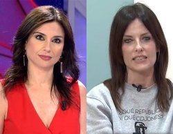 """El rifirrafe entre Marta Flich y Cristina Seguí en los baños de Mediaset: """"Te tiro la puerta a la cara"""""""