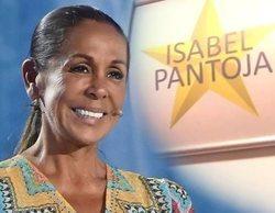 Así es el camerino de Isabel Pantoja en Telecinco, un privilegio reservado a unos pocos