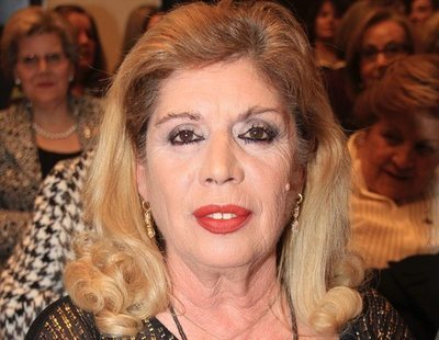 Primeras declaraciones de María Jiménez tras recibir el alta hospitalaria