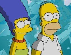'Los Simpson' (4,7%) y 'La que se avecina' (3,8%) vuelven a centrar la atención en la sobremesa
