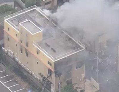 Un incendio intencionado deja más de 20 muertos en un estudio japonés de anime