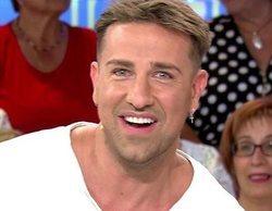 Rafa Mora será presentador en Mediaset si pasa el casting de 'Cazamariposas'