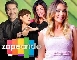 12 presentadores que podrían sustituir a Frank Blanco en 'Zapeando'