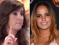 """La madre de Kiko Jiménez carga contra Gloria Camila: """"Está obsesionada con cualquier mujer guapa"""""""