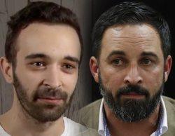 """Sergio ('First Dates'): """"Me han dicho que me parezco a Santiago Abascal y me gusta"""""""