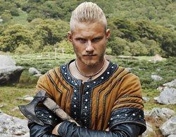 El reparto de 'Vikings' demuestra sus habilidades con el hacha en la Comic-Con
