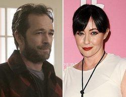 'Riverdale': La cuarta temporada comenzará el 9 de octubre con un homenaje a Luke Perry con Shannen Doherty