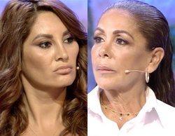 Isabel Pantoja aclara con Aneth el episodio de sexo lésbico en Cantora