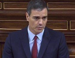Pedro Sánchez pide una reforma en RTVE en su discurso de investidura y lanza una pulla para Netflix