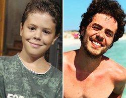 Así ha cambiado Dani Ballesteros, el nieto de doña Concha en 'Aquí no hay quien viva'