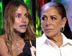 La gran bronca entre Isabel Pantoja y Mónica Hoyos censurada en el debate final de 'Supervivientes 2019'