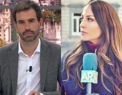 Miguel Ondarreta y Beatriz Archidona, sustitutos de María Rey en '120 minutos' (Telemadrid) durante el verano