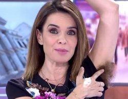 Carme Chaparro no se corta un pelo al criticar el comentario machista de un concejal del PP a Irene Montero
