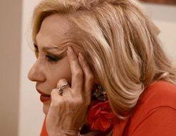 Rosa Benito descubre Tinder gracias a Loles León en 'Ven a cenar conmigo: Gourmet Edition'