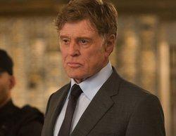 Robert Redford será el presidente Robert Redford en 'Watchmen'