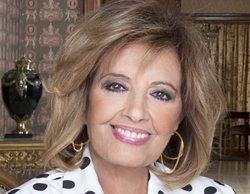 TVE se habría planteado fichar a María Teresa Campos para presentar 'Cine de barrio'