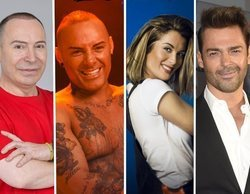 Hugo Castejón, Candela Acevedo, Maestro Joao y Dinio, muy cerca de concursar en 'GH VIP 7'