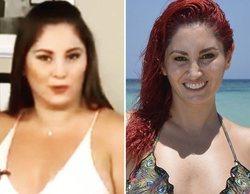Aneth, exconcursante de 'Supervivientes', muestra una imagen de su pasado, irreconocible con 17 kilos más