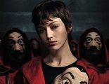 Úrsula Corberó alucina al ver una promoción de 'La Casa de Papel' en Times Square