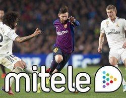 Liga y Champions en Mitele Plus: Mediaset anuncia los precios y paquetes de su plataforma