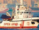 TVE se embarca en el Open Arms para vivir en primera persona el drama del Mediterráneo