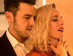 Mucho antes de 'Instinto': los primeros besos de Mario Casas en televisión