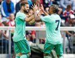 La victoria del Real Madrid frente al Fenerbahçe en la Copa Audi lidera desplazando a 'La que se avecina'