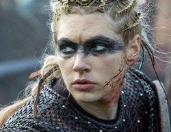 Katheryn Winnick ('Vikings') desata una guerra en Instagram para elegir el mejor tatuaje de Lagertha