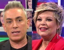"""Kiko Hernández y Terelu Campos se reconcilian: """"Vuelve a 'Sálvame', yo te quiero tener aquí"""""""