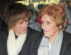 Muere Mercedes Mencos, la madre de Mercedes Milá