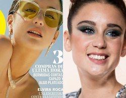 María Pedraza ('Élite') se enzarza con una revista por retocar una imagen suya sin consentimiento