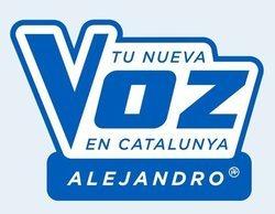 El líder del PP de Cataluña utiliza el logo de 'La Voz' para su campaña política