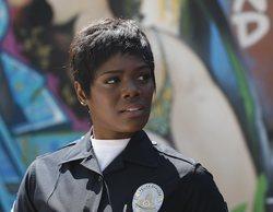 Afton Williamson deja 'The Rookie' tras denunciar acoso sexual y racista en el rodaje