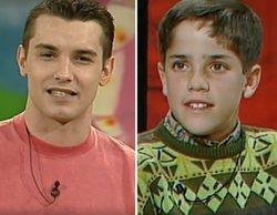 La primera vez de Roberto Leal en televisión, con 13 años en un programa de Jesús Vázquez