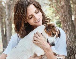 Macarena Gómez encuentra atropellada a su perra, que llevaba desaparecida varios días