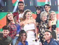 """La emotiva despedida de 'OT 2018' tras su concierto en Cádiz: """"Somos una familia inseparable"""""""