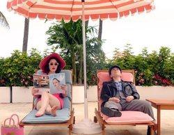 'The Marvelous Mrs. Maisel': Primer vistazo a la tercera temporada con un posado veraniego en los años 60