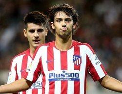 El Atlético de Madrid - Juventus arrasa en Gol (6%) y 'Los Simpson' destacan en Neox
