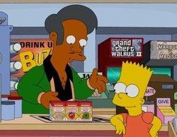 'Los Simpson' se coronan en la sobremesa y 'Big Bang' acapara el prime time