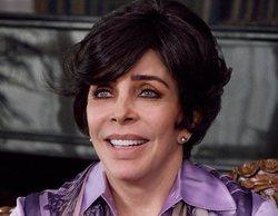 Las claves del adiós (o no) de Verónica Castro por la muerte de Virginia de la Mora en 'La casa de las flores'