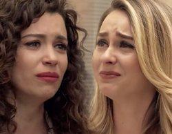 Luimelia ha terminado: Luisita rompe con Amelia en 'Amar es para siempre'